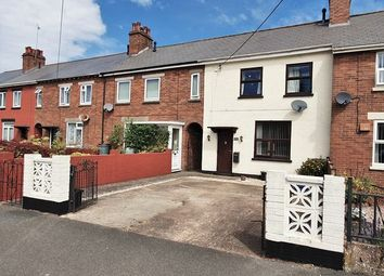 Thumbnail 3 bed terraced house for sale in Siddalls Gardens, Tiverton