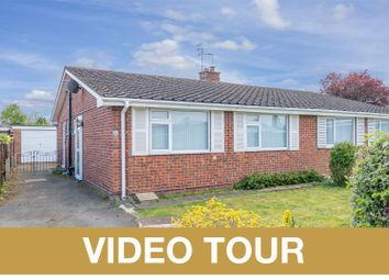 Thumbnail 2 bed semi-detached bungalow for sale in Cherry Tree Crescent, Salford Priors