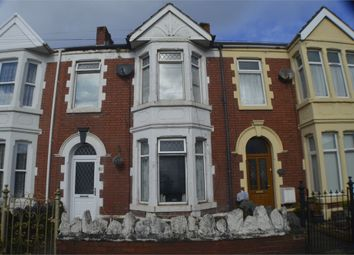 Thumbnail 3 bed terraced house for sale in Victoria Road, Aberavon, Port Talbot