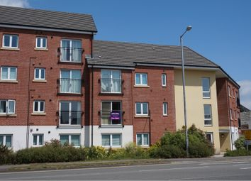 Thumbnail 2 bed flat for sale in New Cut Road, Swansea