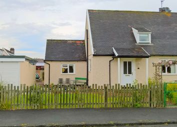 Thumbnail 3 bed semi-detached house for sale in Merse Park, Kirkcudbright