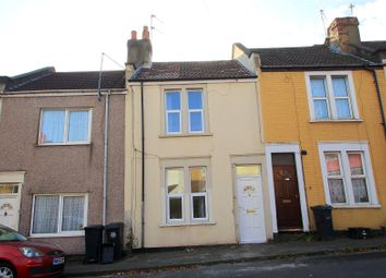Thumbnail 2 bed terraced house for sale in Temple Street, Bedminster, Bristol