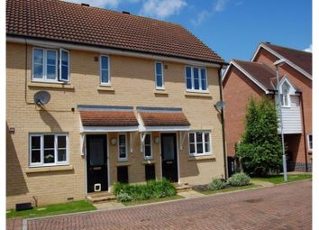 Thumbnail 2 bed terraced house for sale in Mill Quern, Highfields Caldecote