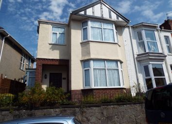 Thumbnail 3 bed end terrace house for sale in 30 Hazel Road, Uplands, Swansea