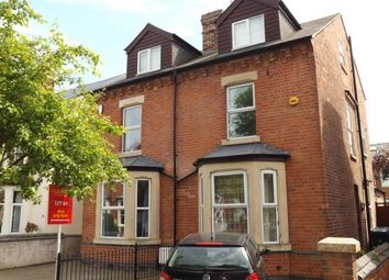 Thumbnail 4 bed semi-detached house for sale in Victoria Road, West Bridgford, Nottingham