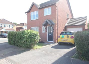 Thumbnail 3 bed property to rent in Nene Close, Quedgeley, Gloucester