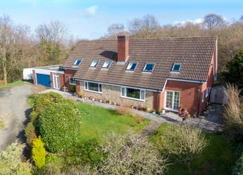 Thumbnail 5 bed detached house for sale in Pontesbury, Shrewsbury