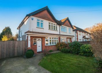 Thumbnail 3 bed semi-detached house for sale in Orchard Grove, Maidenhead