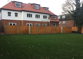 Thumbnail 1 bed flat to rent in 7 Foxley Hill Road, Purley