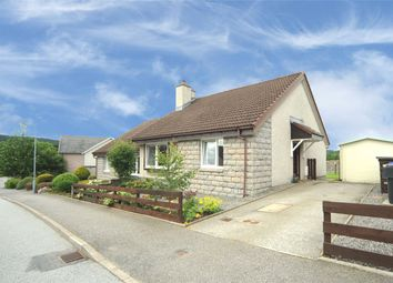 Thumbnail 2 bed semi-detached bungalow to rent in 38 Kinnairdy Terrace, Torphins, Banchory