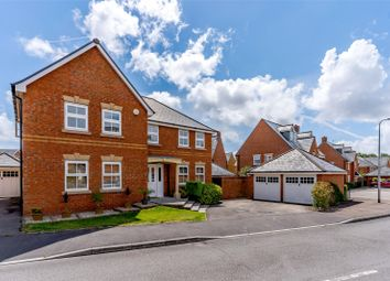 Thumbnail 5 bed detached house for sale in Cae Canol, Cavendish Park, Penarth