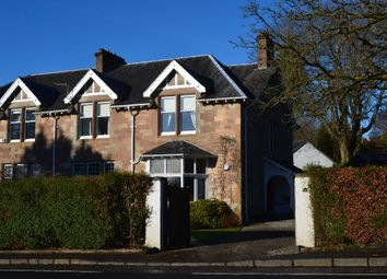 Thumbnail 6 bed semi-detached house for sale in Sinclair Street, Helensburgh