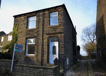 Thumbnail 3 bed detached house for sale in New Hey Road, Outlane, Huddersfied