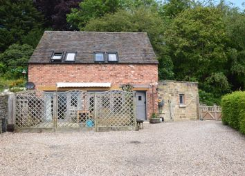 Thumbnail 2 bed barn conversion for sale in Gatehouse Drive, Wirksworth, Matlock