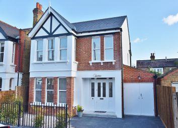 Thumbnail 4 bed detached house for sale in Sunnyside Road, Teddington