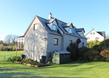 Thumbnail 4 bed detached house for sale in Cwmsychpant, Llanybydder
