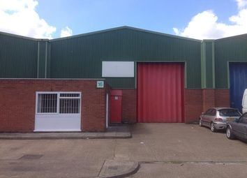 Thumbnail Warehouse to let in 16 Murrayfield Road, Union Park, Norwich
