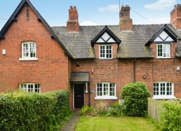 Thumbnail 2 bed cottage for sale in Park View Cottage, Grange Lane, Northwich, Cheshire