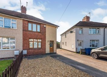 Thumbnail 2 bed semi-detached house for sale in Lilac Avenue, Cannock, Staffordshire, .