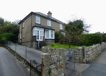 Thumbnail 4 bed semi-detached house to rent in Penrose Road, Falmouth