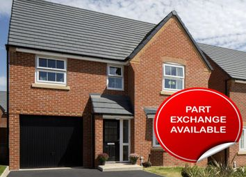 "Thumbnail 4 bed detached house for sale in ""Millford"" at Hanzard Drive, Wynyard Business Park, Wynyard, Billingham"
