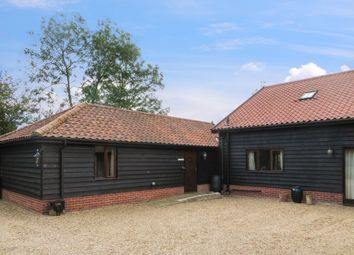 Thumbnail 4 bed barn conversion for sale in Bell Green, Cratfield, Halesworth