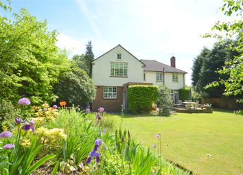 Thumbnail 4 bed detached house for sale in Furze Grove, Kingswood, Tadworth