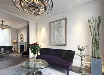 Thumbnail 4 bed terraced house for sale in South Terrace, Knightsbridge, London