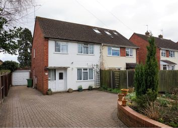 Thumbnail 3 bed semi-detached house for sale in High Street, Cam, Dursley