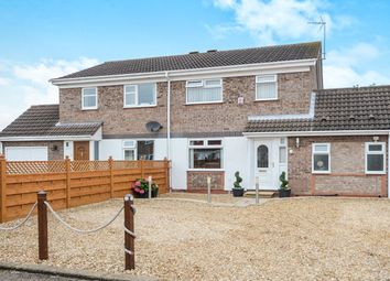 Thumbnail 3 bed semi-detached house for sale in Kirkcroft, Wigginton, York