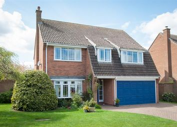 Thumbnail 4 bed detached house for sale in Ryknild Close, Four Oaks, Sutton Coldfield