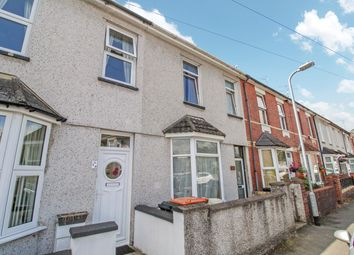 Thumbnail 3 bedroom terraced house for sale in Goodrich Crescent, Newport
