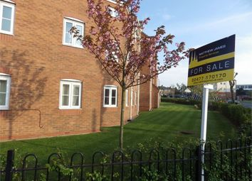 Thumbnail 1 bed flat for sale in Cavalier Court, 193 Siddeley Avenue, Stoke, Coventry, West Midlands