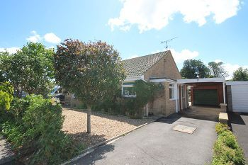 Thumbnail 1 bedroom semi-detached bungalow to rent in Sambourne Gardens, Warminster