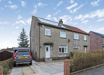 3 bed semi-detached house for sale in Rockmount Avenue, Barrhead, Glasgow G78