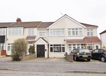 Thumbnail 3 bed terraced house for sale in Faircross Avenue, Romford, Collier Row
