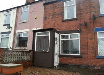 Thumbnail 2 bed terraced house to rent in Foljambe Road, East Dene, Rotherham