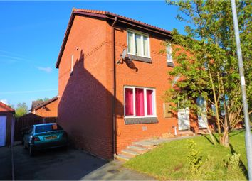 Thumbnail 3 bed semi-detached house for sale in Hillsdown Drive, Connah's Quay