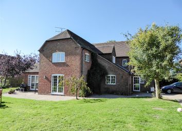 Thumbnail 4 bed detached house to rent in Laburnum House, East Grimstead, Salisbury