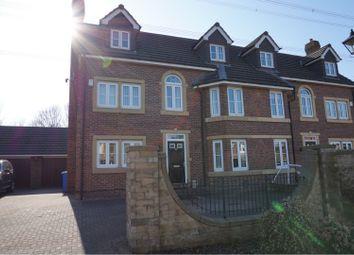 Thumbnail 4 bed semi-detached house for sale in Rudheath Lane, Sandymoor, Runcorn