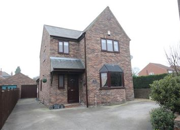 Thumbnail 3 bed detached house to rent in Low Street, Carlton, Goole