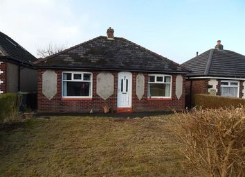 Thumbnail 2 bed detached bungalow to rent in Longson Road, Chapel En Le Frith, High Peak