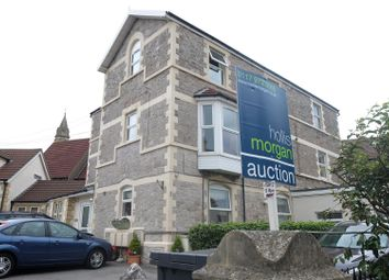 Thumbnail 3 bed flat for sale in Longton Grove Road, Weston-Super-Mare