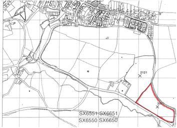 Thumbnail Land for sale in Land At Modbury, South Hams, Devon