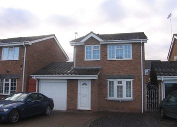 Thumbnail 3 bed property to rent in Ravens Way, Burton Upon Trent, Staffordshire