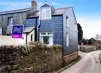 Thumbnail 1 bed semi-detached house for sale in Trevelmond, Liskeard