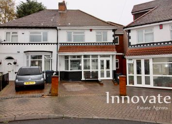 Thumbnail 4 bed semi-detached house for sale in Murdock Grove, Handsworth, Birmingham
