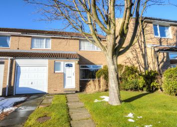 Thumbnail 3 bed semi-detached house for sale in Arkle Court, Alnwick, Northumberland