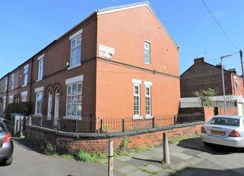 Thumbnail 3 bed end terrace house for sale in Highfield Road, Levenshulme, Manchester