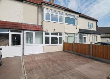 Thumbnail 3 bed terraced house for sale in St. Michael's Avenue, London